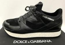 Dolce & Gabbana Black Sneakers Trainers UK7 EU41US8 New