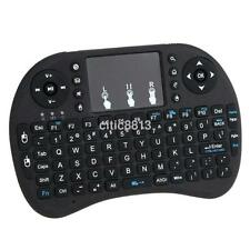 Mini 2.4G Wireless Keyboard with Mouse Touchpad For PC TV Android Laptop Black K