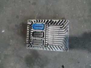 HOLDEN CAPTIVA ECU ENGINE ECU, 3.0, PETROL, AUTO T/M, P/N 12655478, ECU ONLY, CG