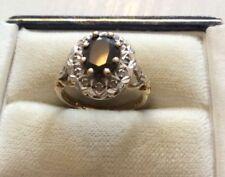 Good Gold Sapphire Fine Diamond Rings