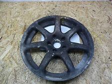 TVR Cerbera Spider Alloy    Tuscan Spider Wheel Face    Automotive Artwork