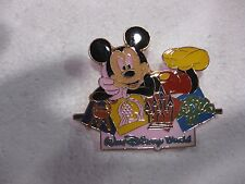 Vintage Disney Pin Rare Mickey Mouse Celebrate The Future Hand In Hand   pin2637