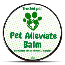 Trusted pet Paw Balm - 100% Natural Paw Soother for Dogs and Cats