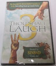 Thou Shalt Laugh 3 Hosted By Sinbad On DVD Comedy