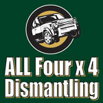 All Four x 4 Dismantling