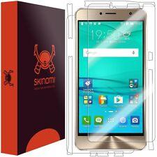 "Skinomi FULL BODY Clear Skin+Screen Protector for Asus ZenFone 3 Deluxe 5.5"""