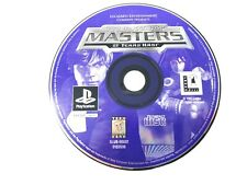 Star Wars Masters of Teras Kasi PS1 Playstation 1 Game Disc Only