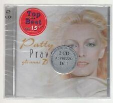 PATTY PRAVO GLI ANNI '70 - 2 CD   SIGILLATO!!!
