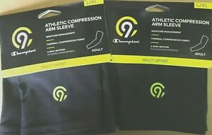 C9 Champion Adult Compression Sleeve - Large/XLarge - 2 PACK - L/XL
