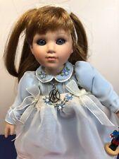 """7.5� Marie Osmond Tiny Tot """"Clara� Christmas Holiday 4633 Limited W/ Box & Coa"""
