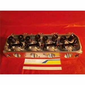 Edelbrock 61649 Cylinder Head 460 Ford Cj 75cc Complete  Big Block