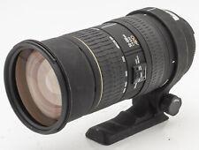 Sigma EX 50-500mm 50-500 mm 1:4-6.3 4-6.3 D APO HSM - Nikon