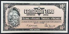 Vintage 1974 Canadian Tire 10 Cents Note ***Crisp Uncirculated*** CTC-S4-C-CN