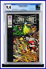 Deathmate Black #nn CGC Graded 9.4 Image-Valiant September 1993 Comic Book
