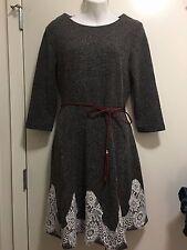 NEW Beige by eci dress Size M