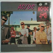 AC/DC - Dirty Deeds Done Dirt Cheap - 1976 Vinyl [LP] Record Vinyl NM-  SD 16033