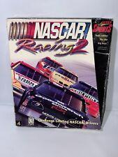 PC Nascar Racing 2 Big Retail Box Dale Earnhardt Drive Simulator New Sealed 1996
