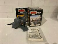 VINTAGE STAR WARS EMPIRE STRIKES BACK KENNER PALITOY INT-4 INTERCEPTOR VEHICLE