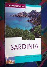 SARDINIA (Sardinien) - Cagliari Oristano Nuoro Costa Smeralda # CADOGAN GUIDES