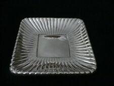REED & BARTON TRAJAN STERLING SANDWICH PLATE