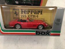 Model Box 1:43 Ferrari 275 GTB/4 Spyder - 8418