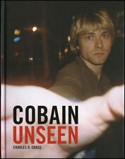COBAIN UNSEEN Kurt Cobain and unknown real face large book   FROM JAPAN