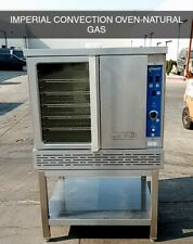 Imperial Convection Oven Natural Gas