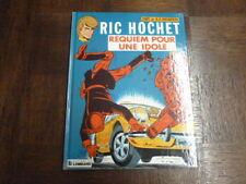 RIC HOCHET TOME 16 - REQUIEM POUR UNE IDOLE - TIBET DUCHATEAU