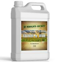 Humboldts Secret Calcium, Magnesium & Iron - Liquid Nutrient/Fertilizer for The