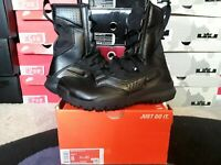 "Nike Air SFB 8"" Special Field 2 Black Military Tactical Police Boots AO7507 001"