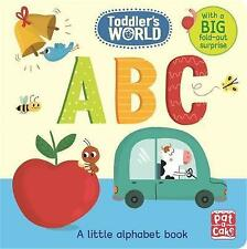 Toddler's World: ABC 'A little alphabet book Pat-a-Cake