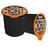 Double Donut Decaf Pumpkin Spice Flavored Coffee For Keurig K-Cup Brewer 80 ct