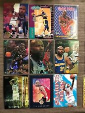 Tim hardaway 45 Card Lot (Starter Kit) , Base, Sub-set, Parallels,Inserts