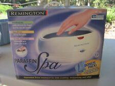 Remington Paraffin Spa Heat Treatment System: Hands, Feet, Elbows - No Box