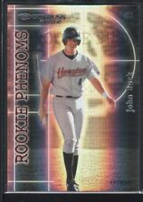 JOHN BUCK 2002 DONRUSS #7 RC ROOKIE PHENOMS ASTROS SP #0803/1000
