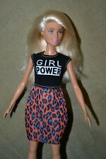 BRAND NEW BARBIE DOLL CLOTHES FASHION OUTFIT NEVER PLAYED WITH #236