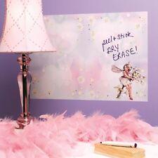 Wallies Flower Fairies Friends Dry Erase Peel & Stick Wall Decals, 2 Sheets