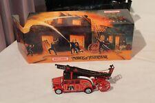 Matchbox Models of Yesteryear 1936 Leyland Cub FK-7 Fire Engine YFE08