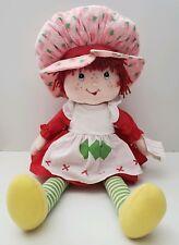 "MADAME ALEXANDER 2007 Strawberry  Shortcake Plush Doll 24"""