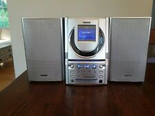 TEAC EX-M3 AM/FM, CD and cassette Bookshelf Stereo 3-pc System - works great!