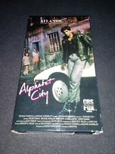Alphabet City Betamax Beta Tape RARE