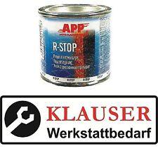 R-Stop APP 100ml Rostversiegelung Rostschutz Rostentferner Farbe transparent