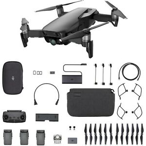 DJI Mavic 3-Axis Gimbal Air Drone - Onyx Black