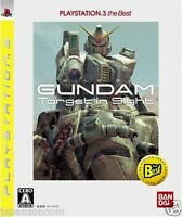 Used PS3 Mobile Suit Gundam SONY PLAYSTATION 3 JAPAN JAPANESE IMPORT