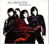 All About Eve Touchant Par Jésus (2016) 11-track Album CD Neuf/Scellé