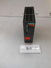 Siemens 6ES7 315-2AG10-0AB0 + Siemens 6ES7953-8LG00-0AA0
