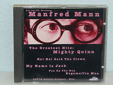 "*****CD-MANFRED MANN""THE GREATEST HITS""-Polystar*****"