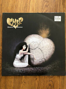 Cher – Heart Of Stone - SKULL COVER - Geffen Records – WX 262