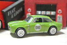 Hot Wheels Loose - Alfa Romeo Giulia Sprint GTA  1:64 Car Culture Euro Speed