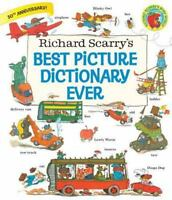 Best Picture Dictionary Ever!: By Scarry, Richard